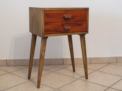 Midcentury modern Bedside table